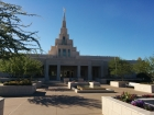 The new and beautiful Phoenix Temple