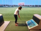 Pretty fun driving range called Top Golf.
