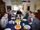 Grandma Pat\'s Christmas breakfast...