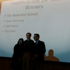 12th Grade 2A Team Winners of the Utah State Math Contest