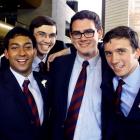 Clark and his best school buddies!