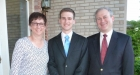Parents of a missionary again! :)