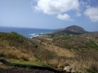 The fabulous view looking the other direction towards Hanauma Bay.