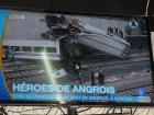 The day before we took the train to Madrid, there was a terrible high speed train accident that killed 80 people and injured another 80 or so. TV coverage of the train accident was on in all the restaurants.