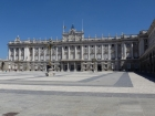 The Palacio Real. We took the audio tour which was very interesting. However, I didn\'t really care for most of the interior because it was so overdone and extravagant...as most palaces are. I liked the Royal Pharmacy the best!